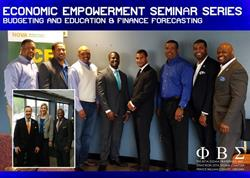 Click to view album: 2017 Economic Empowerment Series