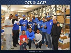 Click to view album: Founders' Day 2015 Day of Service @ ACTS