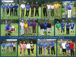Click to view album: 2015 OZS Community Golf Tournament